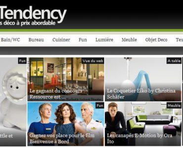 Deco Tendency – Mon blog déco