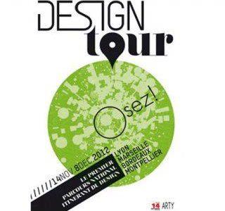 Participation au Design Tour à Lyon