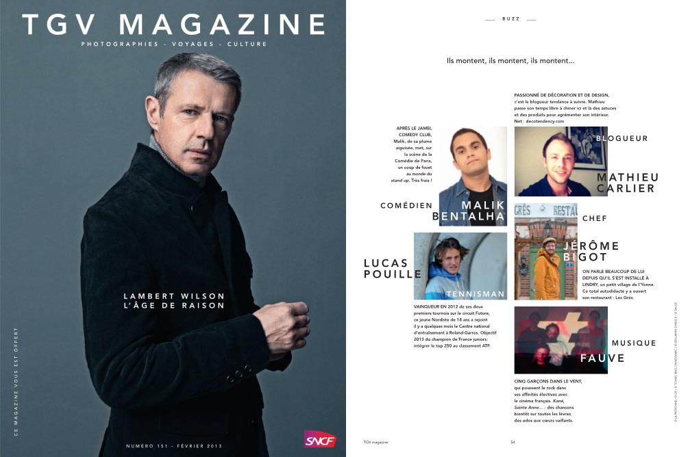 tgv magazine