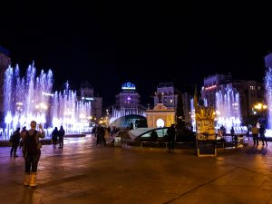 Kiev City Guide - Maidan Nezalezhnosti