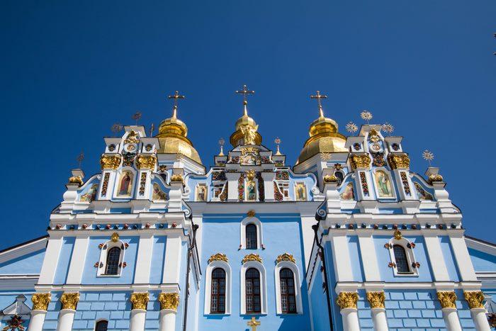 Kiev City Guide - La Cathédrale Saint-Michel