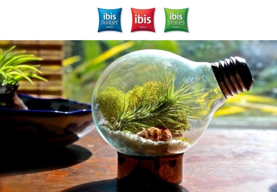 DIY video hôtels Ibis ibisyourself
