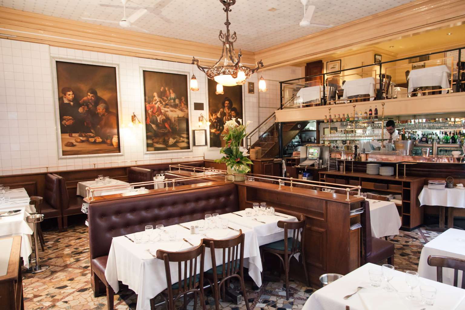 Restaurant Huîtres Lyon N°2 - Chez Moss