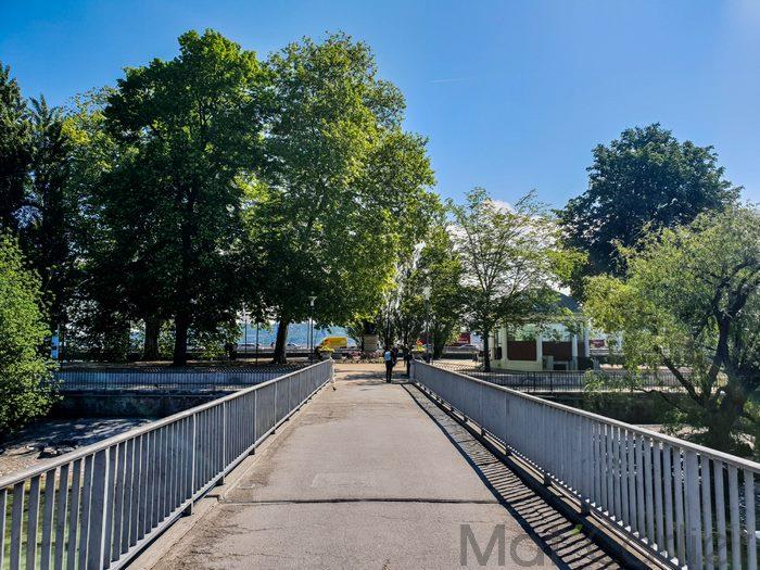 Visiter Genève en une journée Île Rousseau