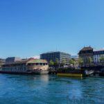 Visiter Genève en une journée île dubâtiment Forces Motrices 1
