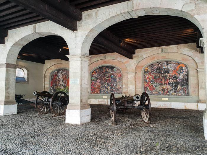 Visiter Genève en une journée ancien arsenal