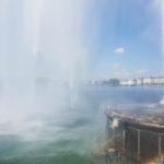 Visiter Genève en une journée jet d'eau