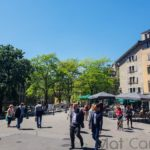 Visiter Genève en une journée place du Bourg-de-Four