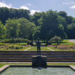 Visiter Genève en une journée roseraie du parc de la Grange 2