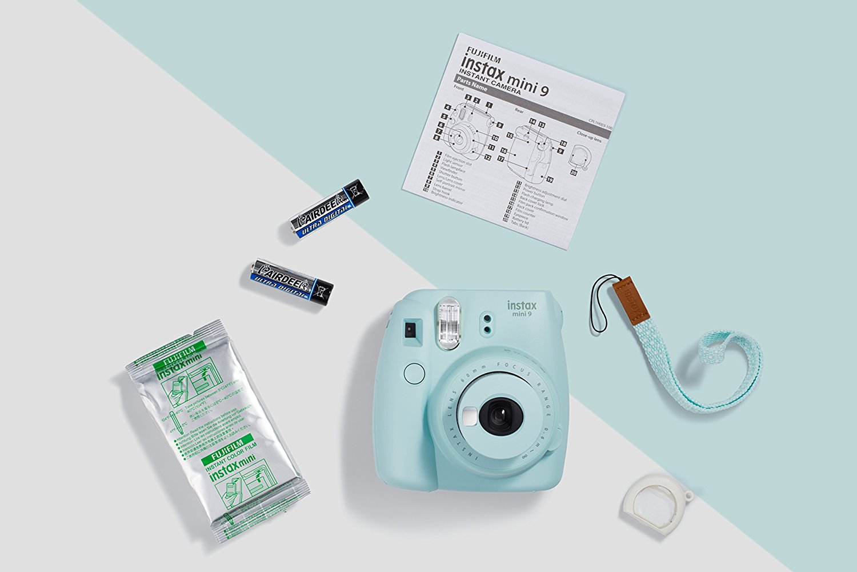 Fujifilm Instax Mini 9 à gagner sur mon blog 2