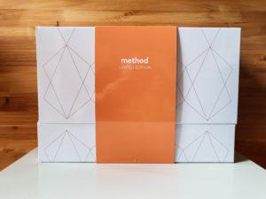 box Edition Limitée Rose Gold de method