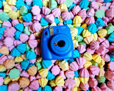 Fujifilm Instax Mini 9 à gagner sur mon blog