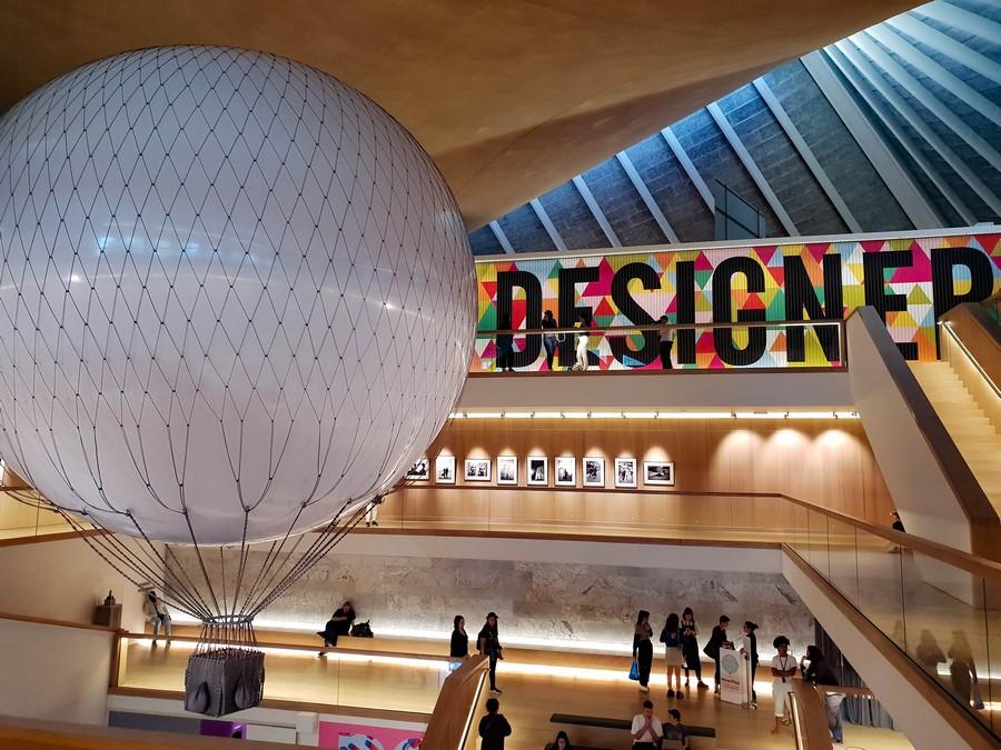 London Design Festival – Voyage presse Design Museum 1