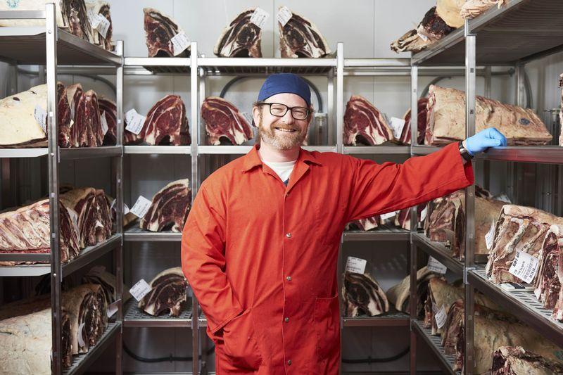 distributeurs automatiques de viande crue Applestone Meat