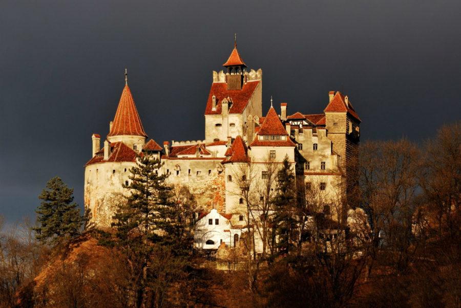 24 meilleurs endroits pour célébrer Halloween 1 Château de Bran
