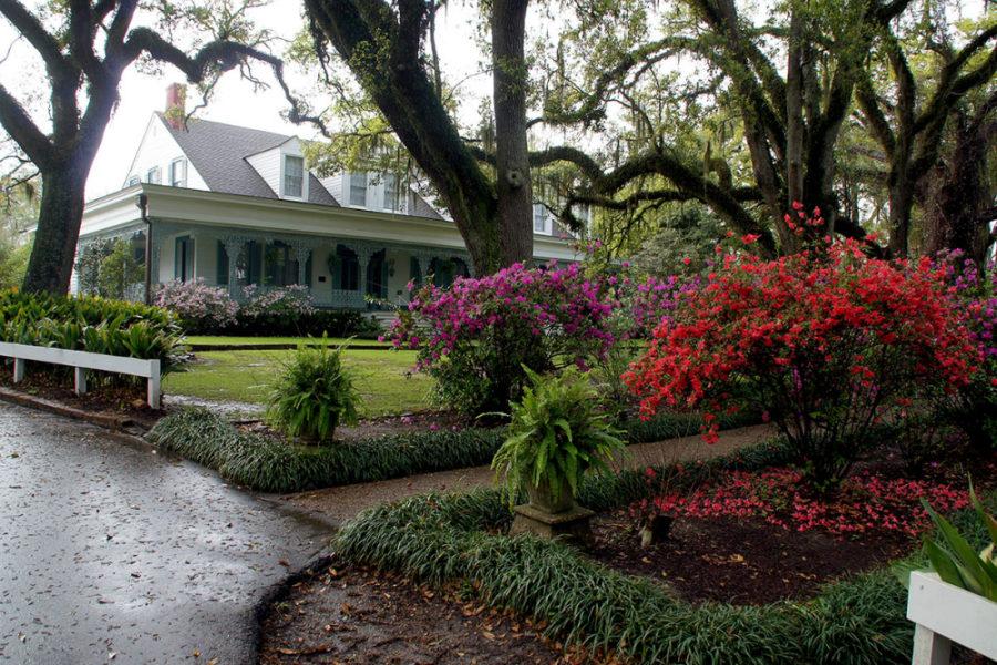 24 meilleurs endroits pour célébrer Halloween 17 La plantation de myrtes