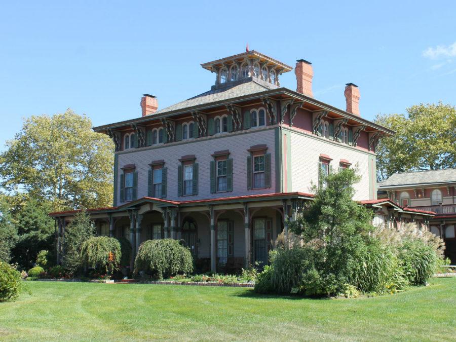 24 meilleurs endroits pour célébrer Halloween 18 Le Southern Mansion Hotel