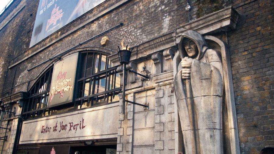 24 meilleurs endroits pour célébrer Halloween 7 Donjon de Londres