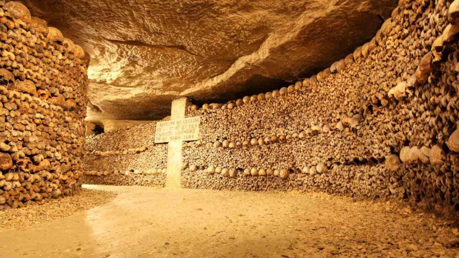 24 meilleurs endroits pour célébrer Halloween Catacombes de Paris