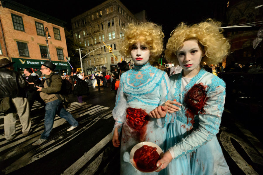 Village Halloween Parade à New York