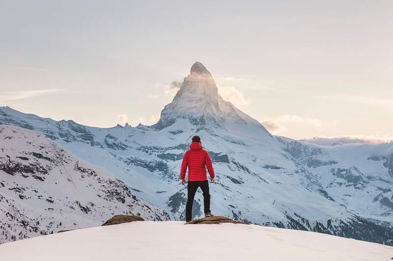 10 meilleures destinations pour partir en vacances en décembre Zermatt Suisse