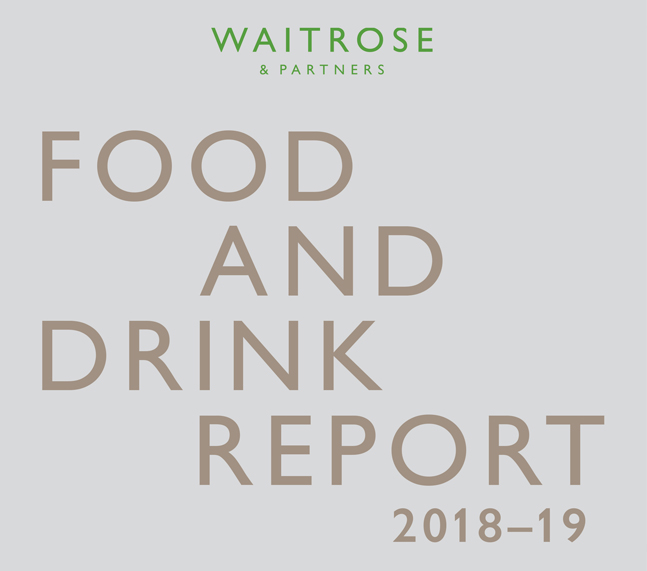 Tendances Food 2019 waitrose