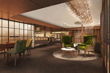 hôtel Vintry & Mercer Lobby