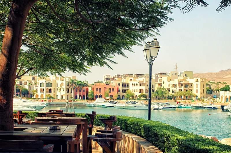 10 meilleures destinations pour partir en vacances en décembre Aqaba Jordanie