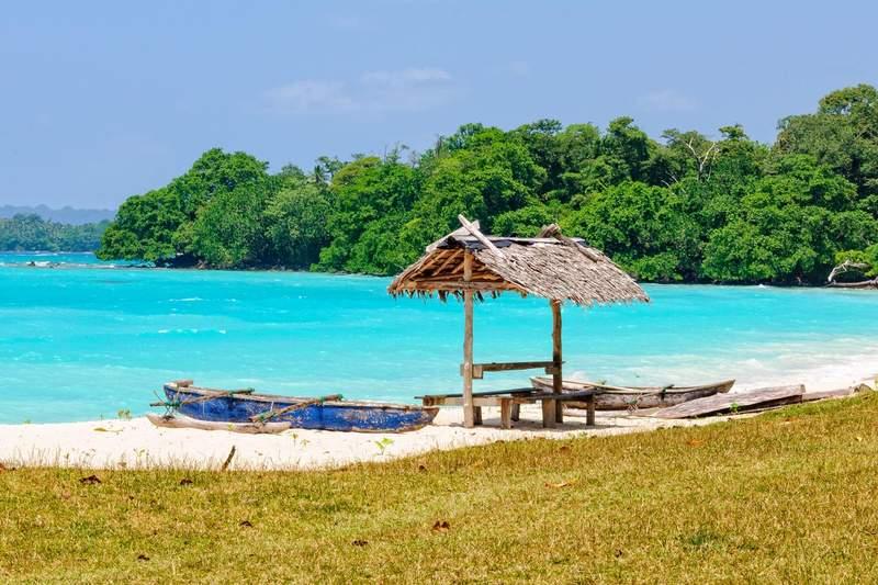 10 meilleures destinations pour partir en vacances en décembre Espiritu Santo Vanuatu