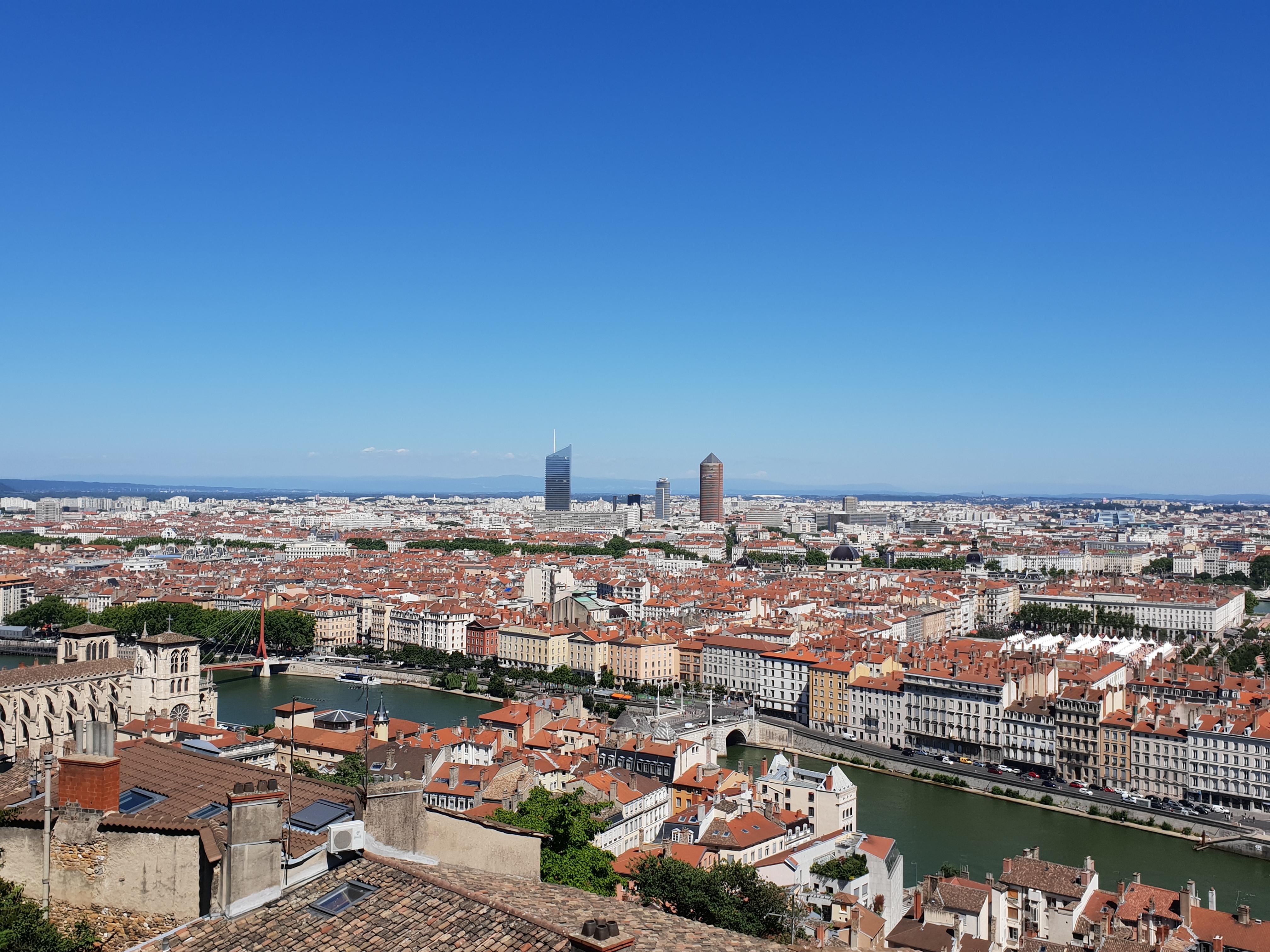 Visiter Lyon Crayon Part Dieu