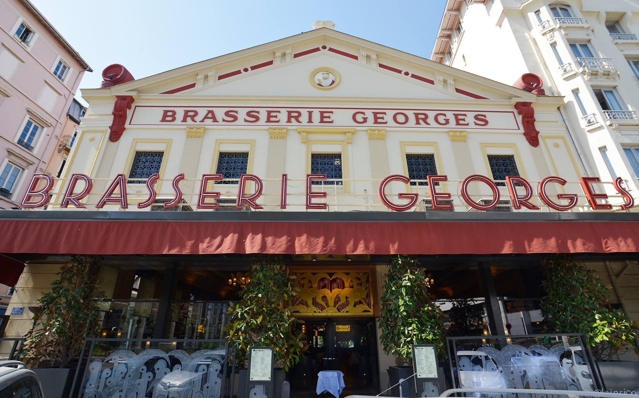 Brasserie Georges Visiter Lyon