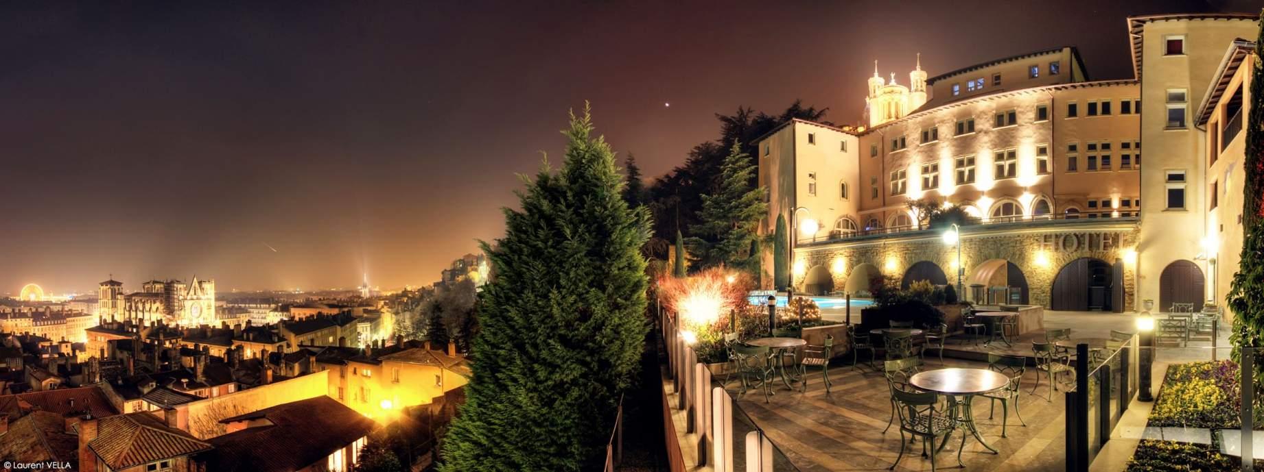 Visiter Lyon Villa Florentine hôtel