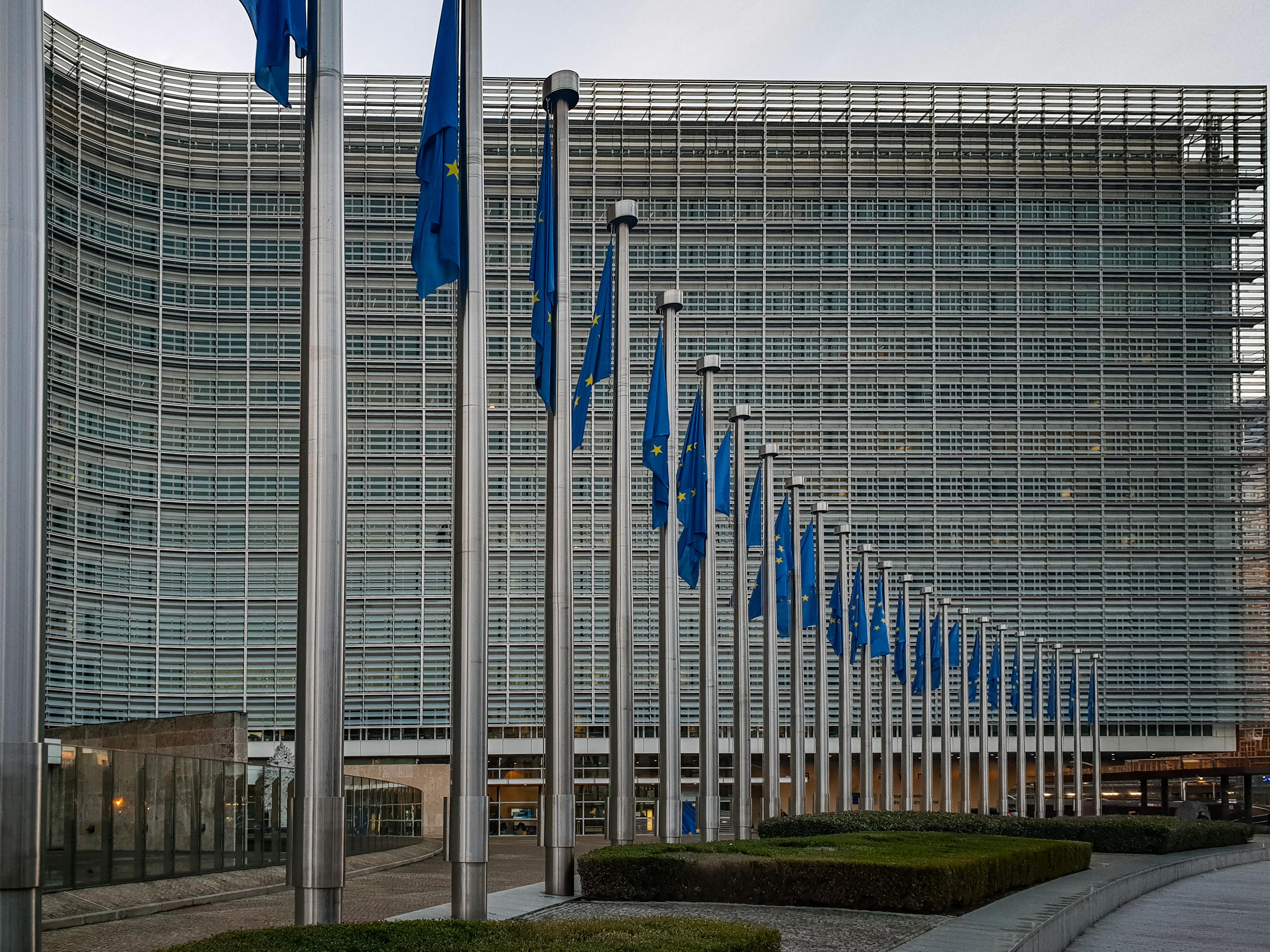 Séminaire influenceurs à Bruxelles avec la Commission Européenne 1