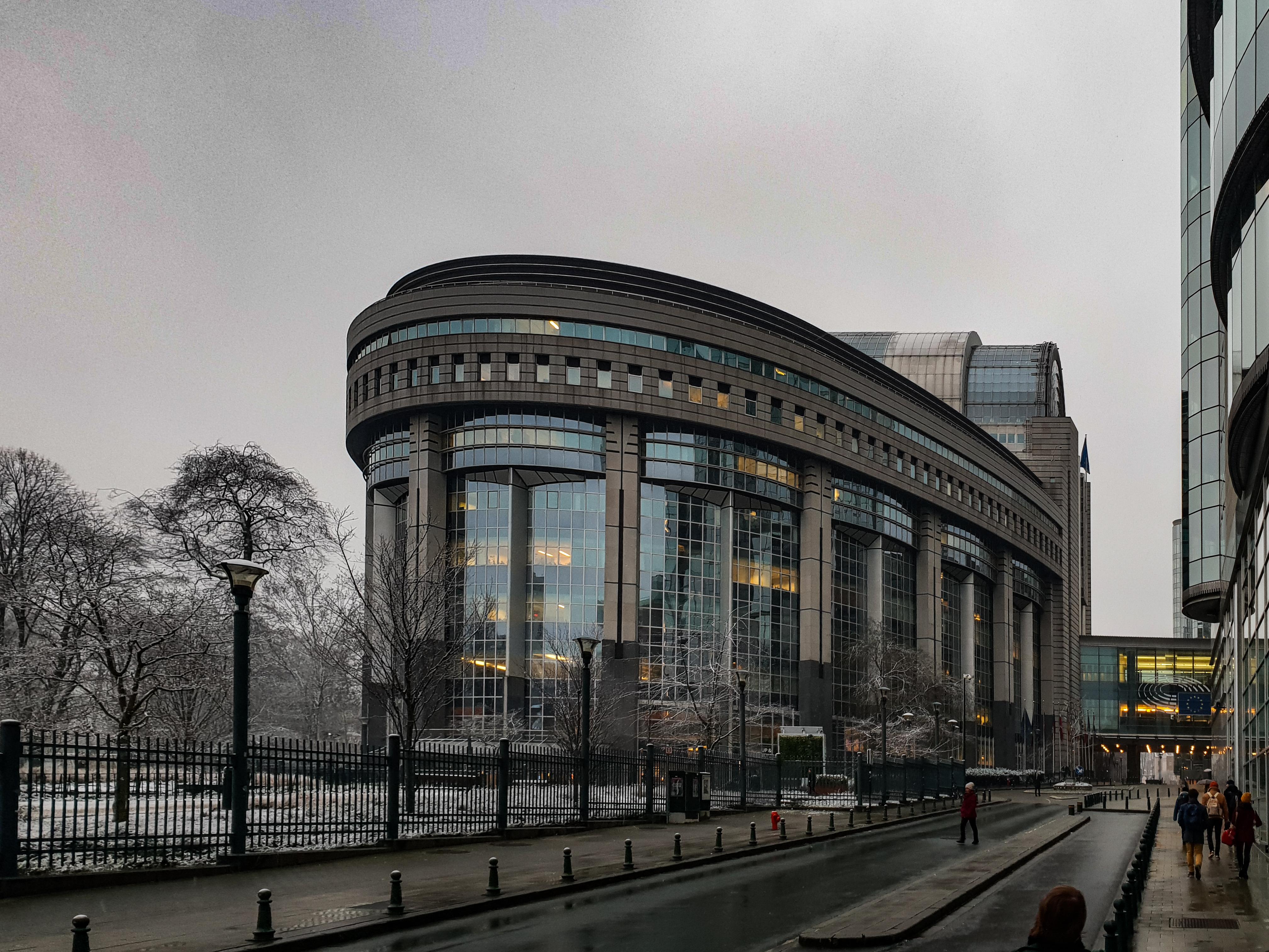 Séminaire influenceurs à Bruxelles Parlement Européen