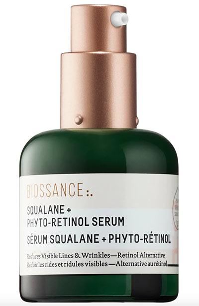 Biossance Squalane + Sérum Phyto-Rétinol