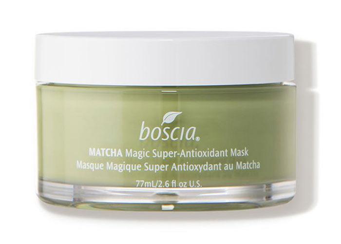Masque super antioxydant magique Boscia Matcha