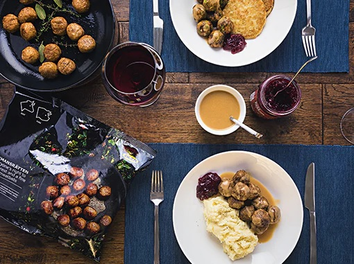 ikea food boulettes