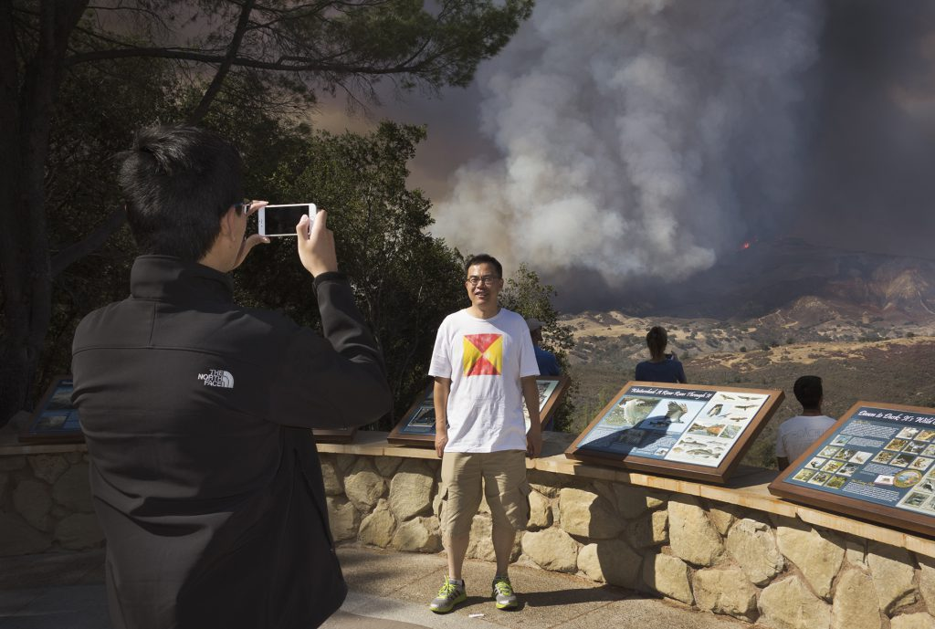 Tourisme macabre le tourisme autour de catastrophes