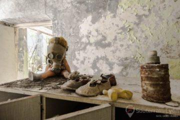 Explosion du réacteur de la centrale de Tchernobyl