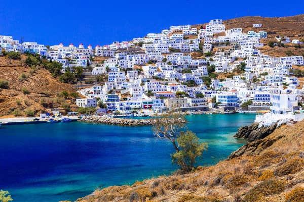 Îles grecques à visiter Astypalea