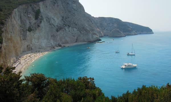 Îles grecques à visiter Lefkada