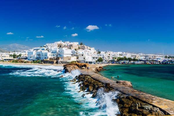 Îles grecques à visiter Naxos