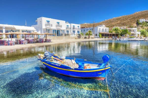 Îles grecques à visiter Patmos