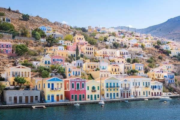 Îles grecques à visiter Symi