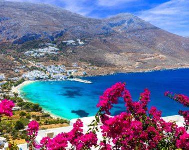 L'île de Amorgos