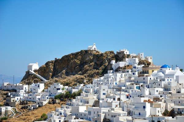L'île de Serifos