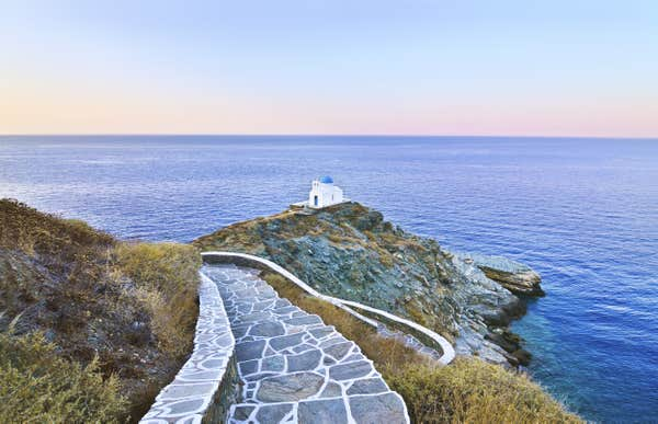 L'île de Sifnos