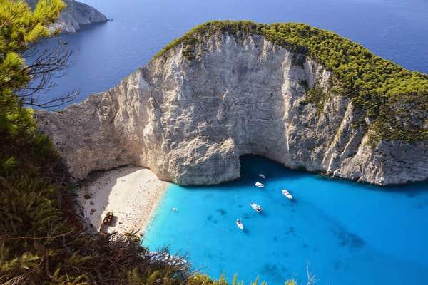 L'île de Zakynthos