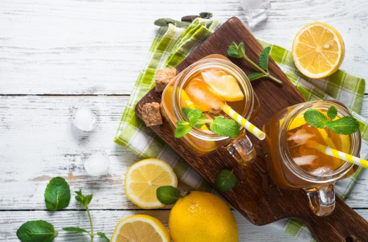 Le thé glacé aurait 8 bienfaits sur la santé
