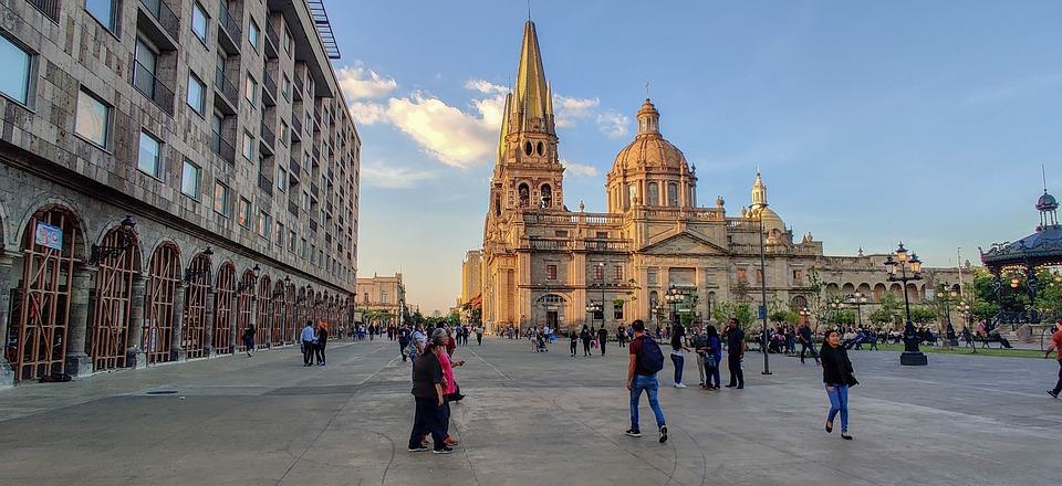 Guadalajara Mexique destination voyage